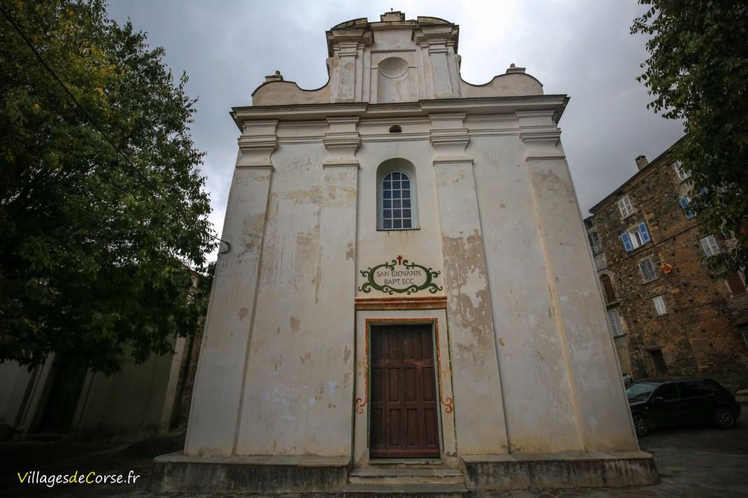 Eglise - Saint Jean-Baptiste - Tox