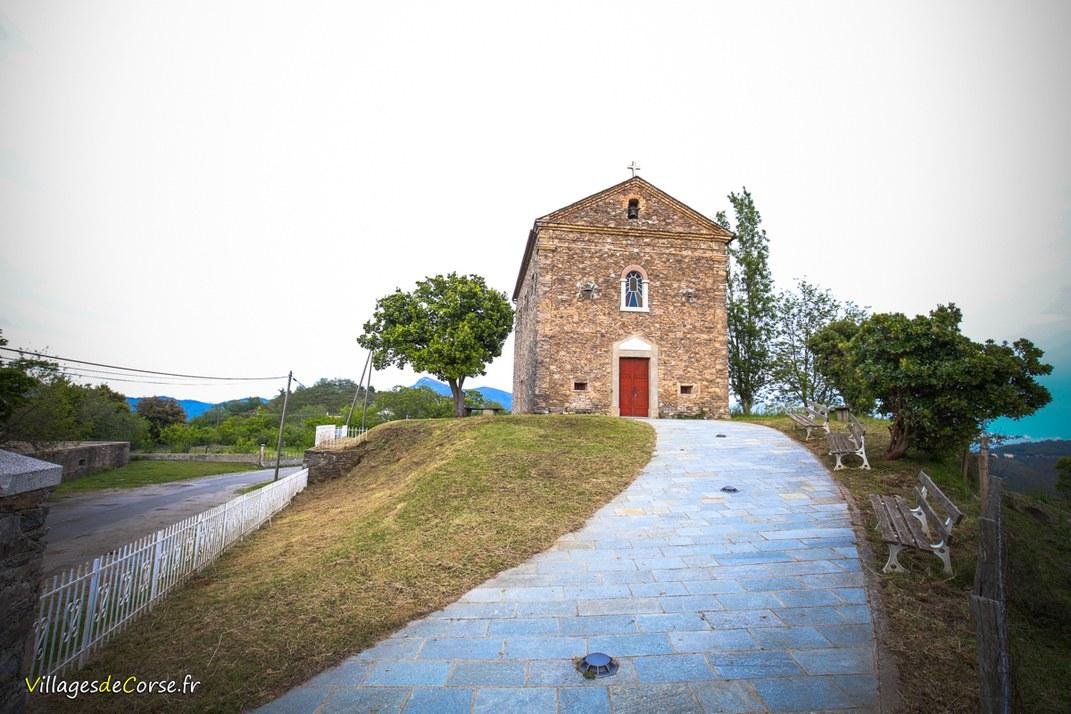 Chapelle - Sainte-Marie - Zalana