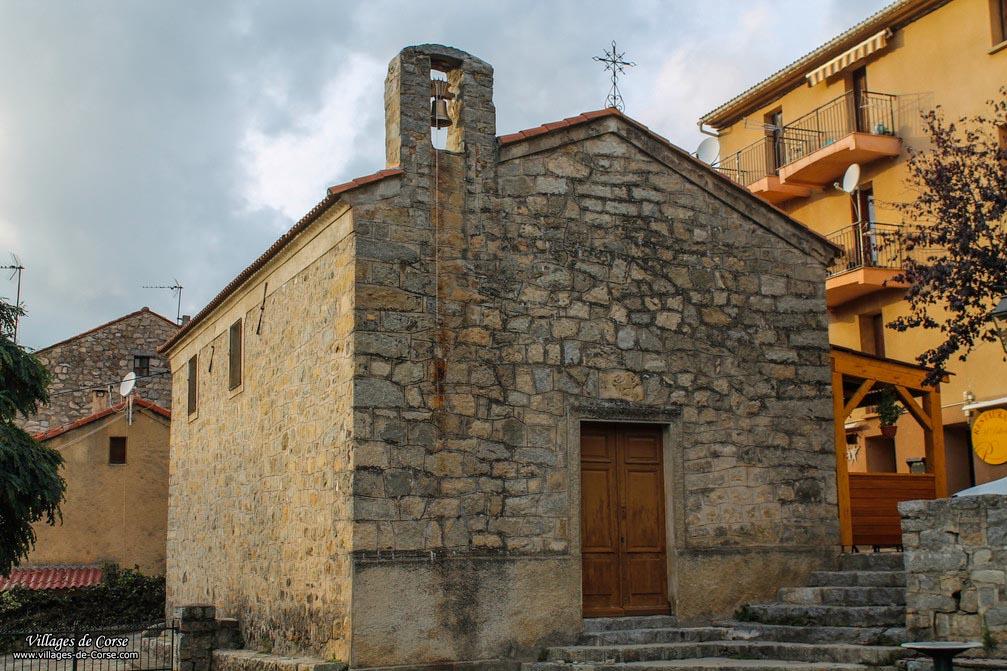 Chapelle - Bastelica