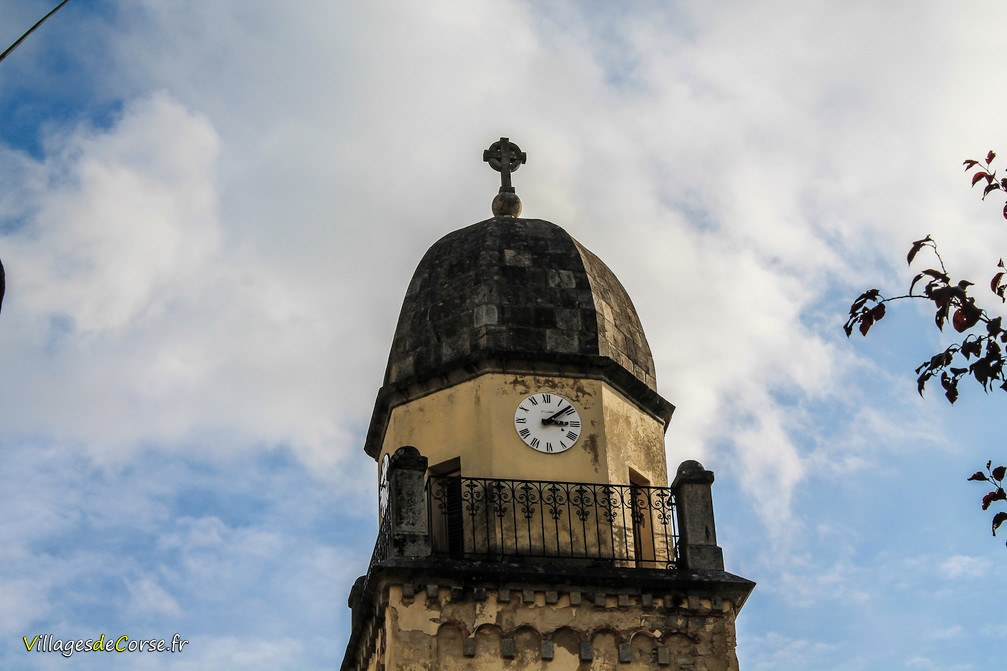 Kirchturm - Bastelica