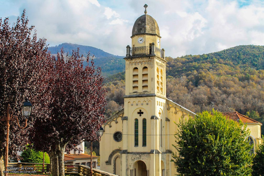 Eglise - Saint-Michel - Bastelica