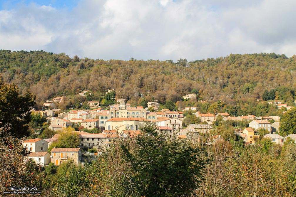 Dorf - Bastelica