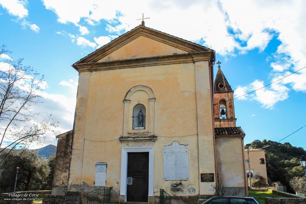Eglise - Santa Barbara - Cauro