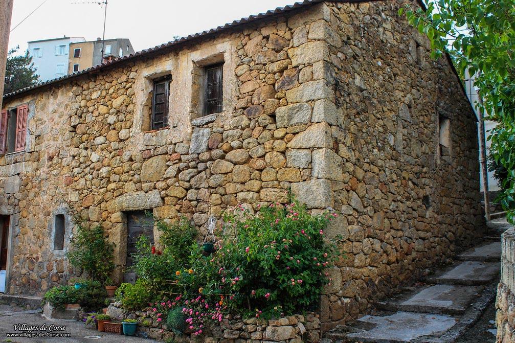 Maison en pierres - Cauro