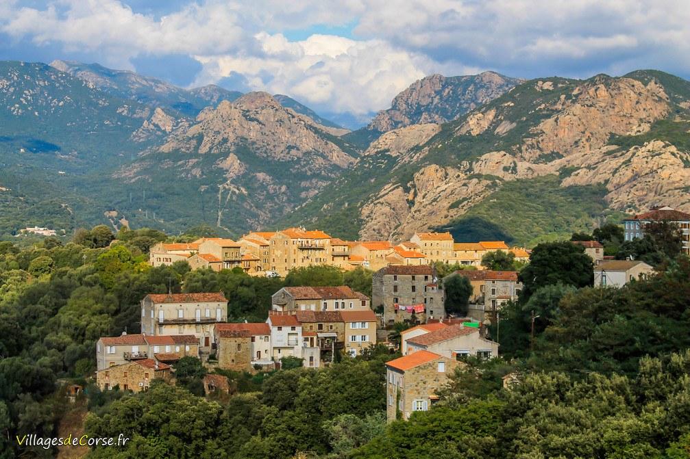 Village - Eccica Suarella