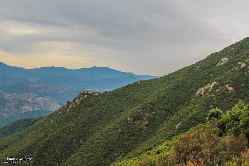 Montagne - Ocana