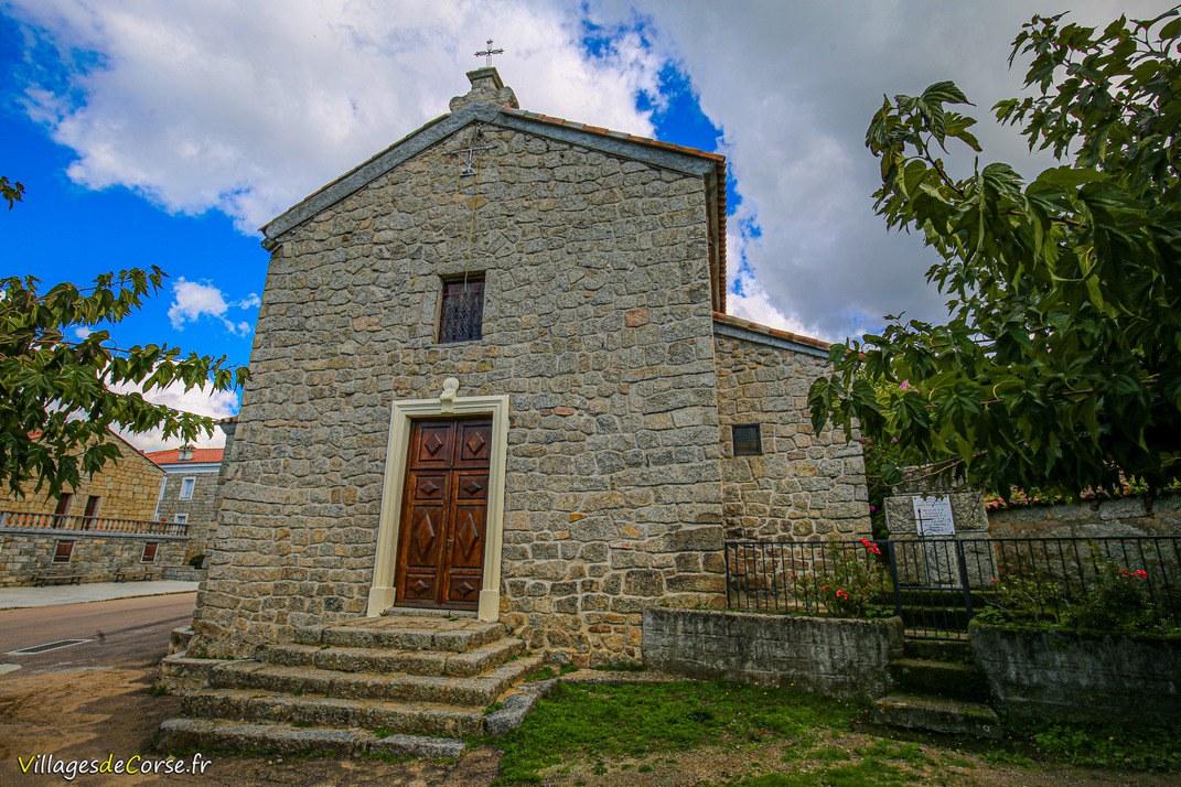 Eglise - Saint-Gavin - Arbellara