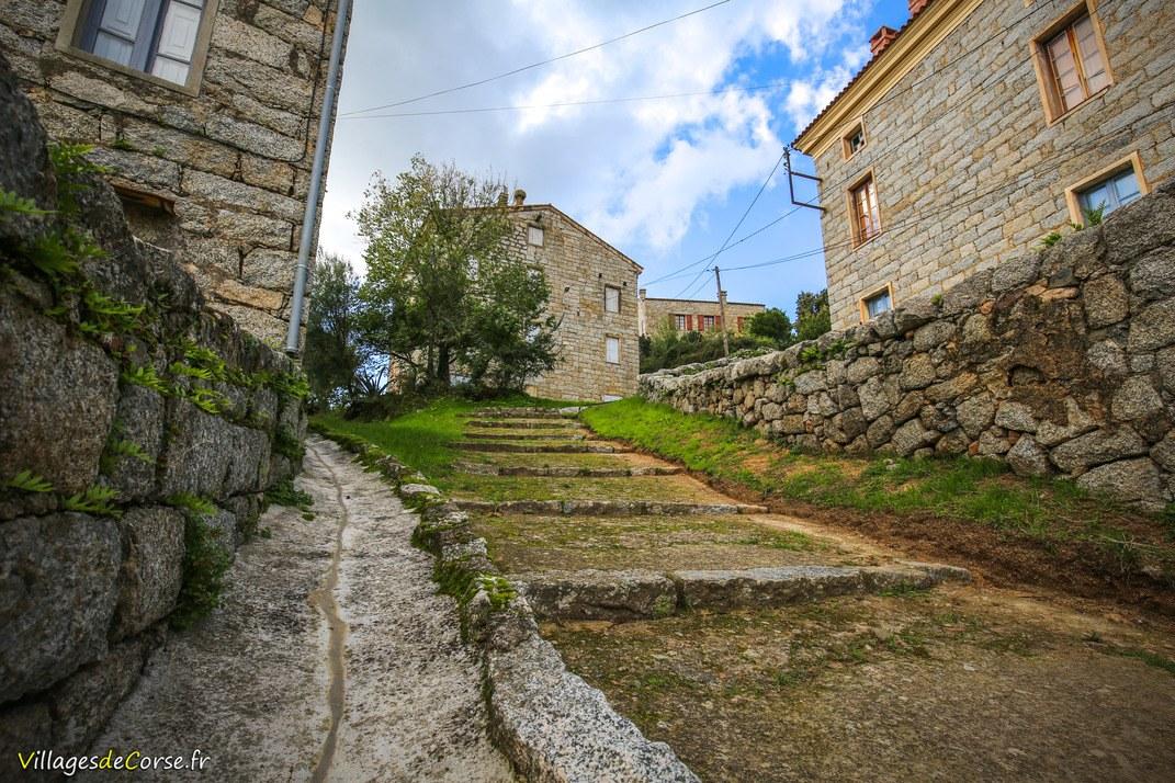 Escaliers - Arbellara