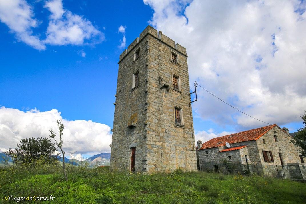 Tours carrées - Turra - Arbellara
