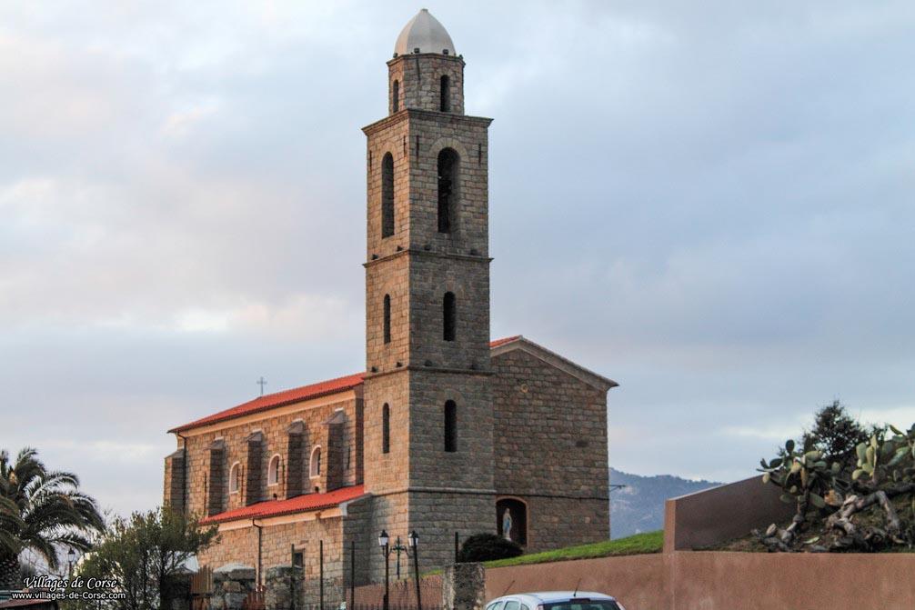 Eglises - Notre Dame de la Miséricorde - Propriano