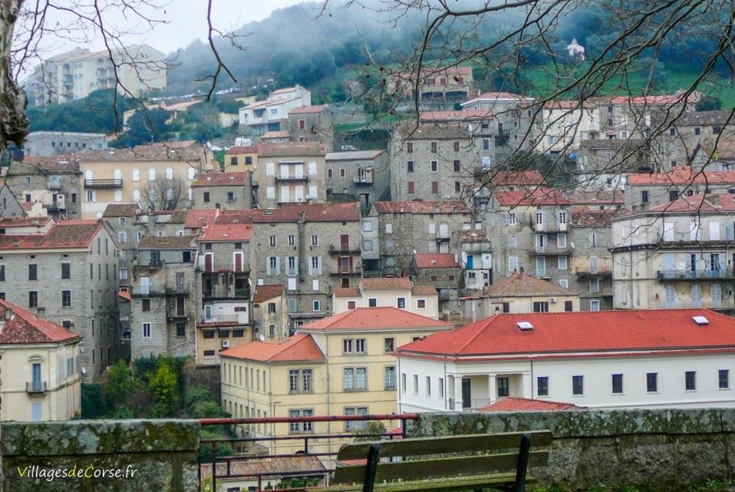 Village - Sartène