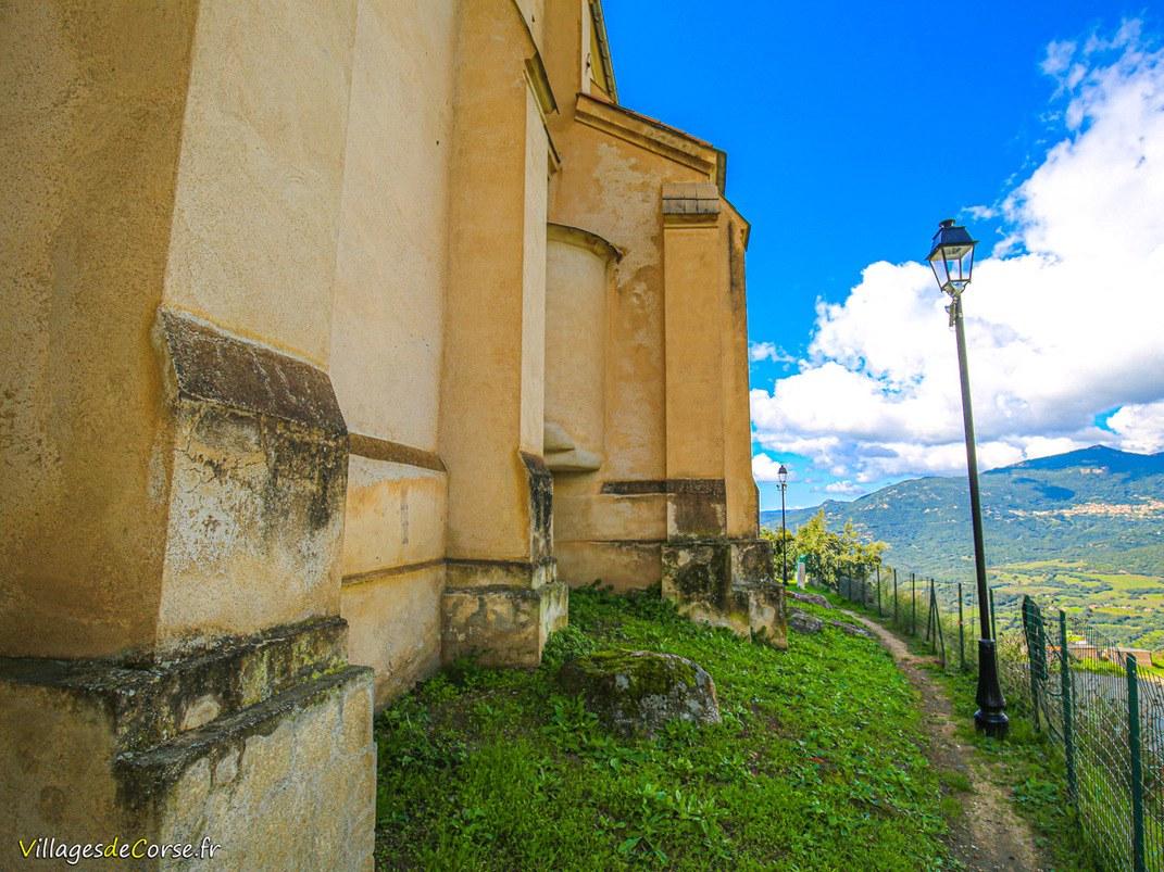 Eglise - Saint Sauveur - Viggianello
