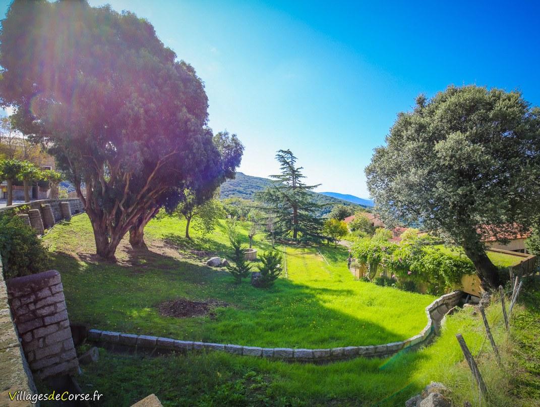 Jardin - Viggianello