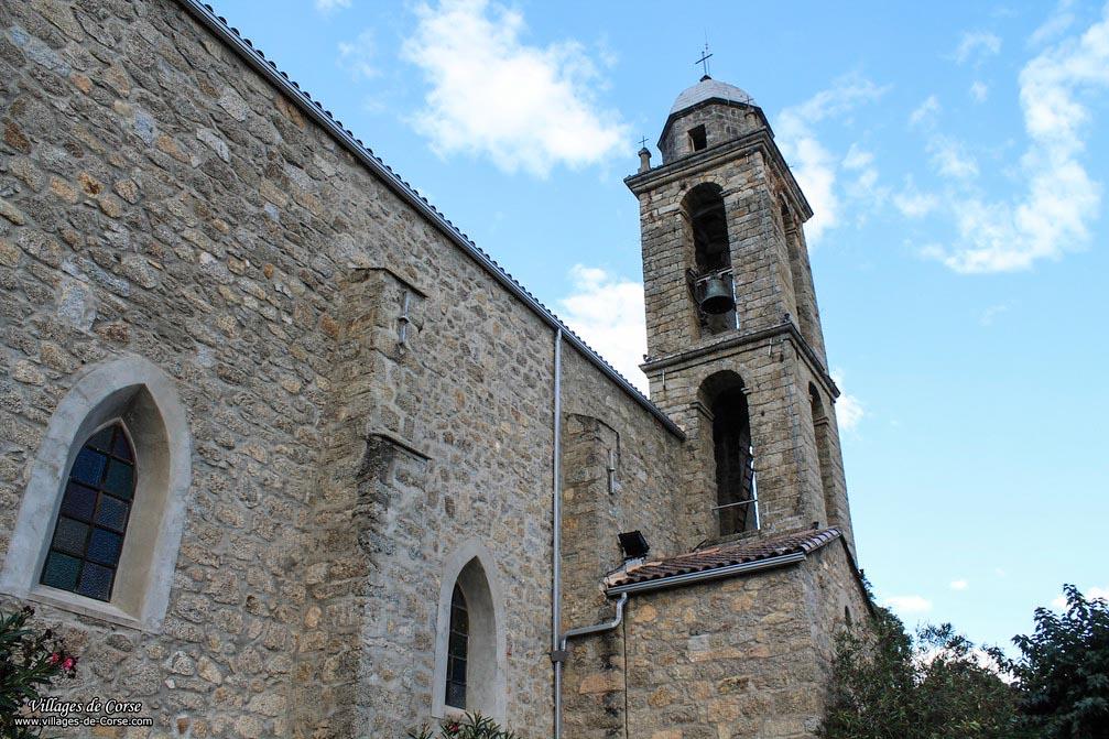 Eglise - Sainte Catherine - Albitreccia
