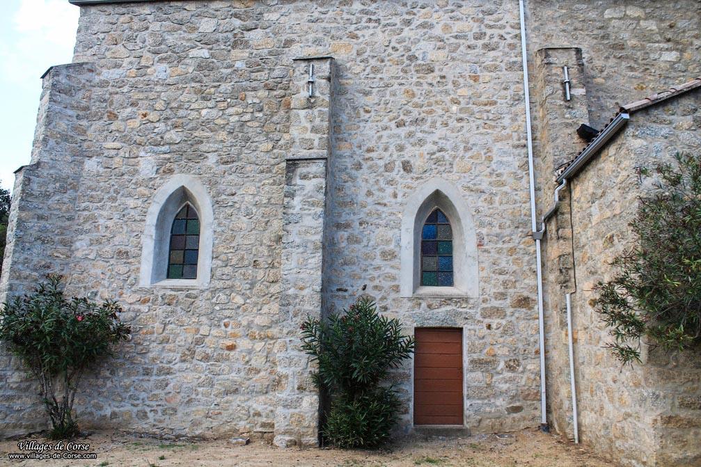Eglise - Albitreccia