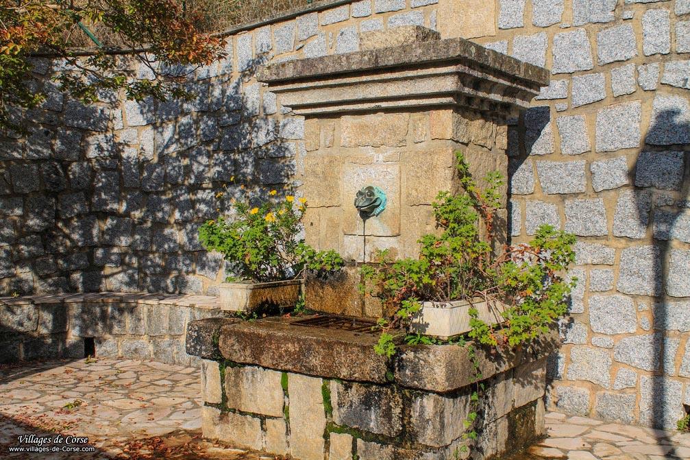 Fontaine - Albitreccia