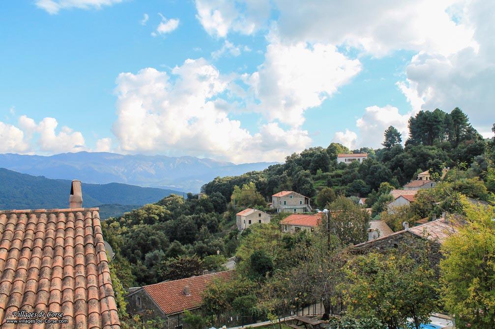 Village - Albitreccia