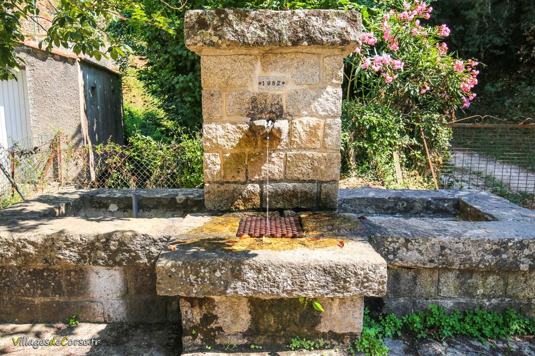 Fontaine - Argiusta Moriccio