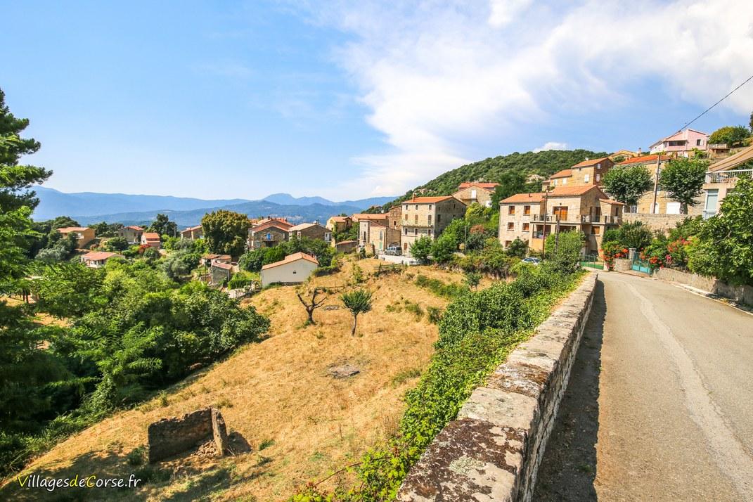 Village - Argiusta Moriccio