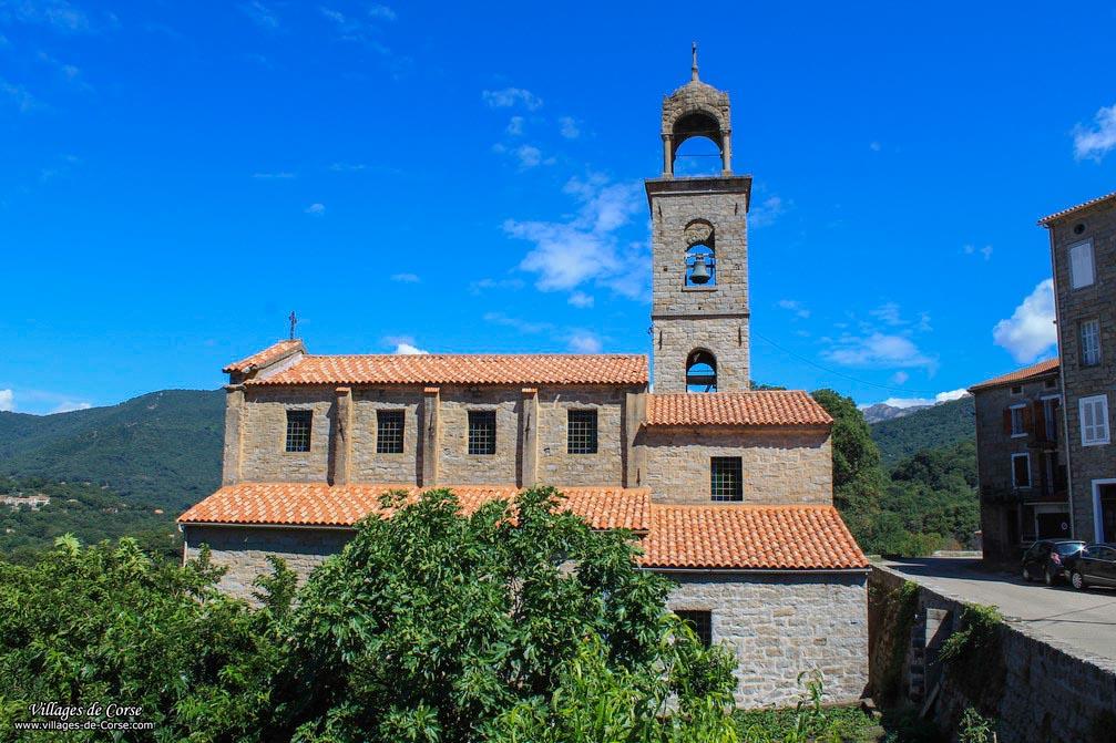 Eglise - Santa Maria - Azilone Ampaza