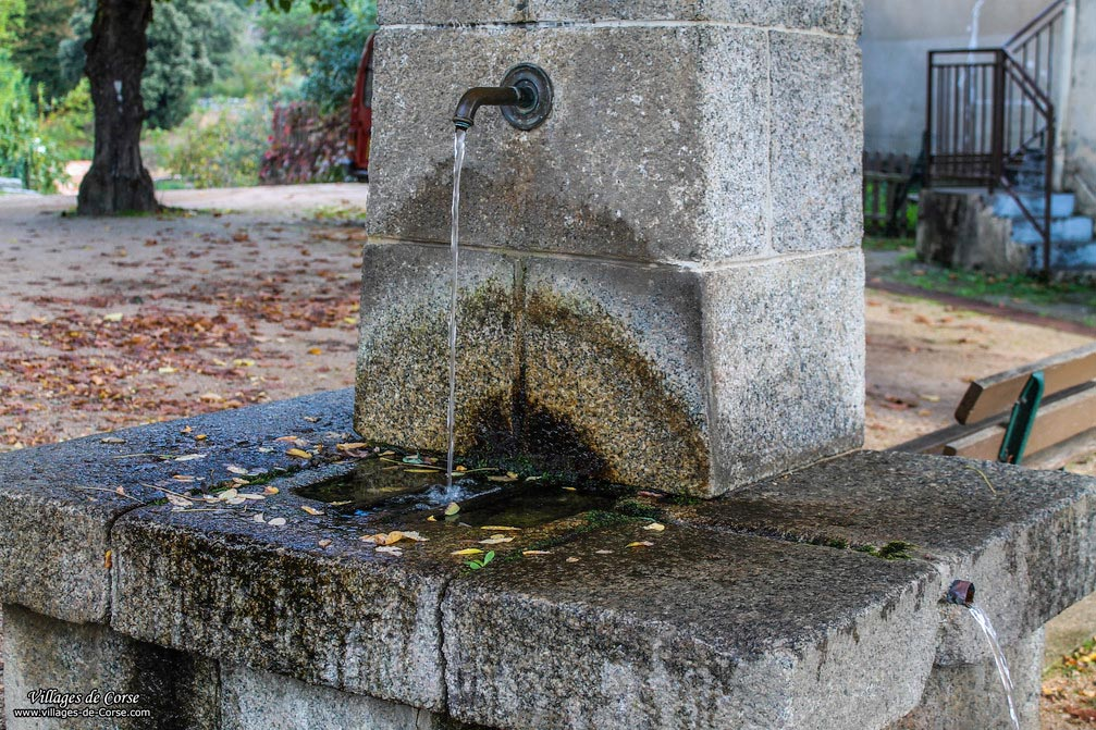 Fountain - Campo