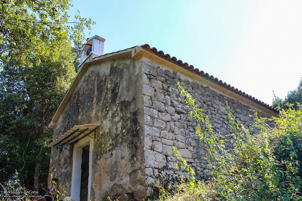 Chapelle - Saint Fructueux - Cardo Torgia