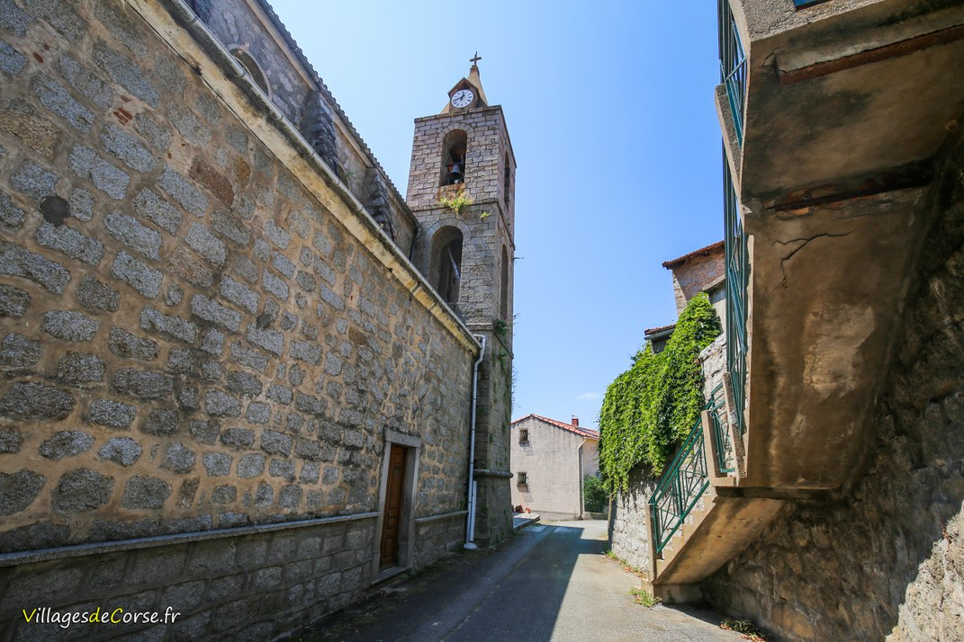 Eglise - Saint-Michel - Casalabriva