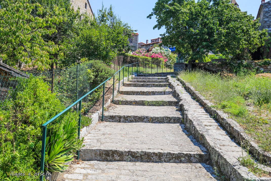 Escaliers - Casalabriva