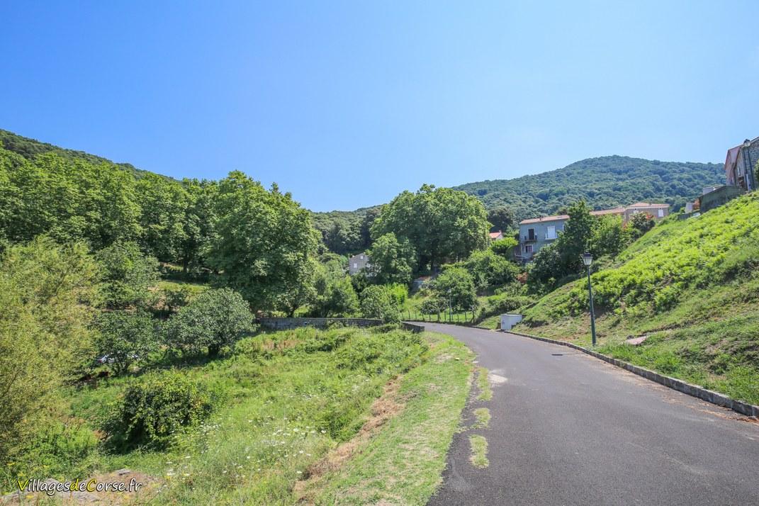 Route - Casalabriva