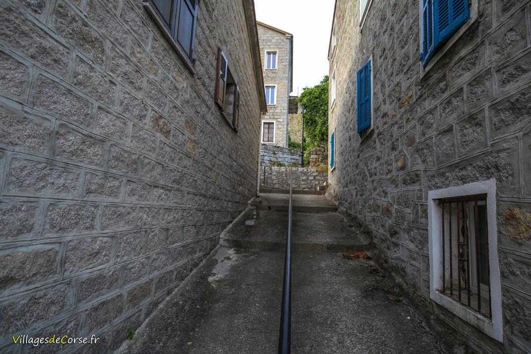 Escaliers - Ciamannacce