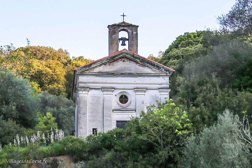 Chapelle - Cognocoli Monticchi