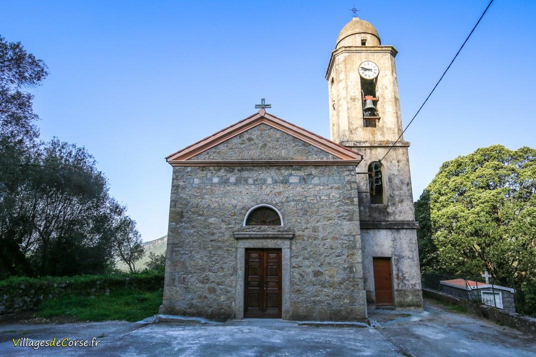Eglise - Saint Nicolas - Cognocoli Monticchi