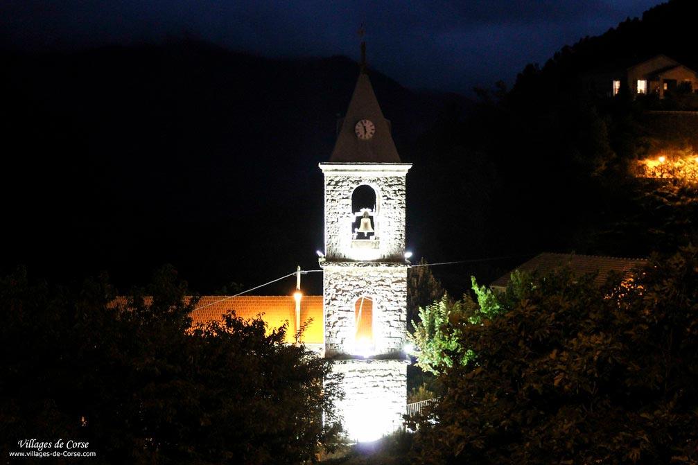 Eglises - Saint Nicolas - Corrano
