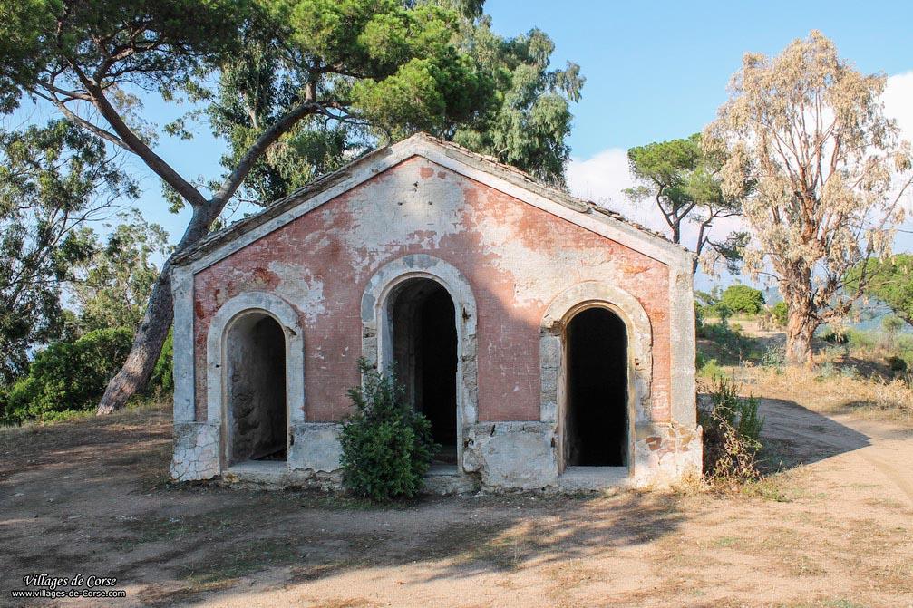 Bâtiment - Poudrière - Coti Chiavari