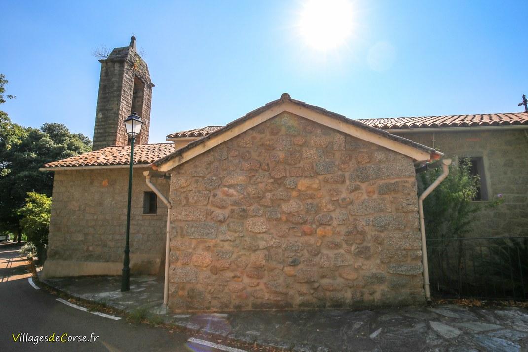 Eglise - Saint Pierre - Forciolo