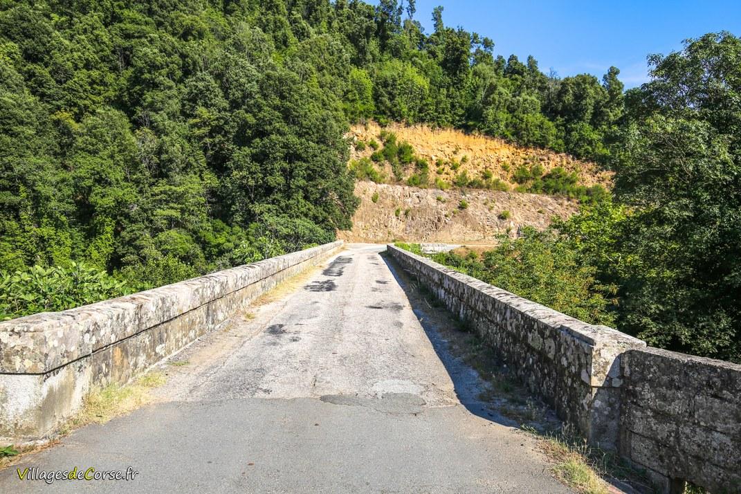 Ponti di Traghjettu Ghjuvanni - Forciolo
