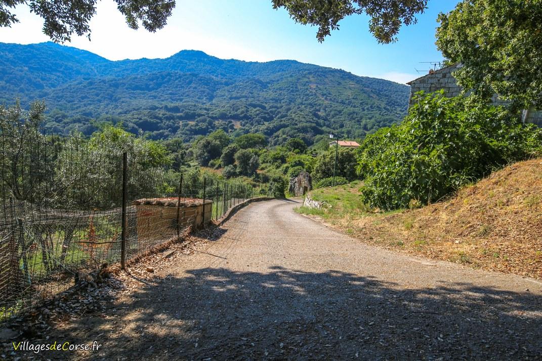 Rue - Stretta di Bronconacci - Forciolo