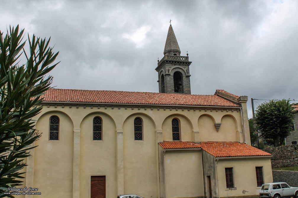 Eglise - Sainte Trinité - Frasseto
