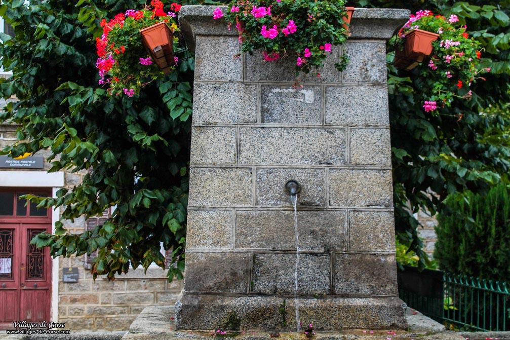 Fontaine - Frasseto
