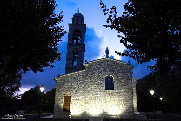 Eglise - Saint Sauveur - Grosseto Prugna