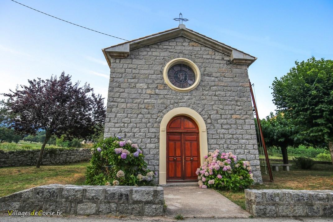 Chapelle - Guitera les Bains