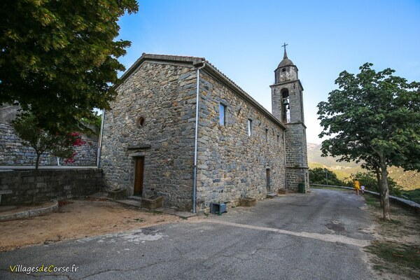 Eglise - Santa Maria - Guitera les Bains