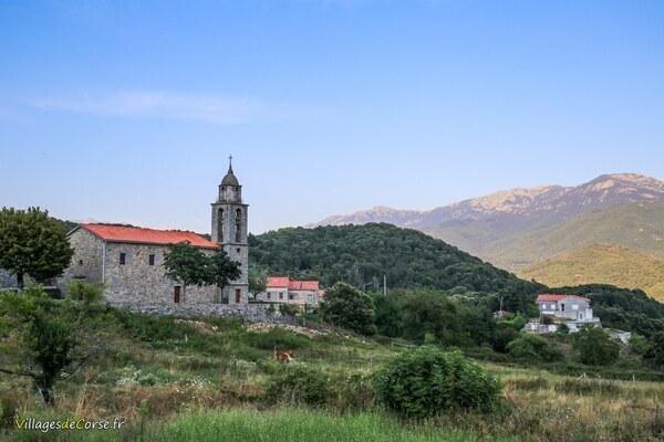 Village - Guitera les Bains
