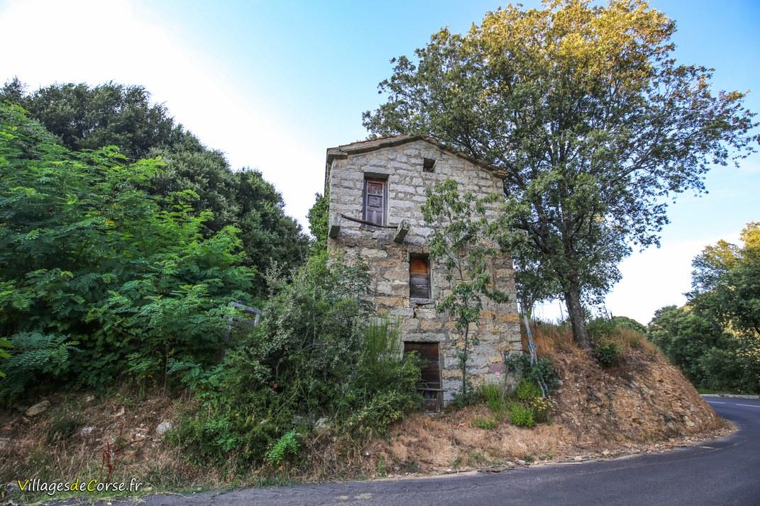 Vieille Maison - Guitera les Bains