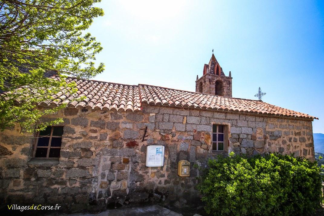 Eglise - Saint André - Moca Croce