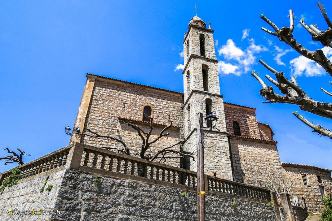 Eglise - Sainte Marie de l'Assomption - Moca Croce