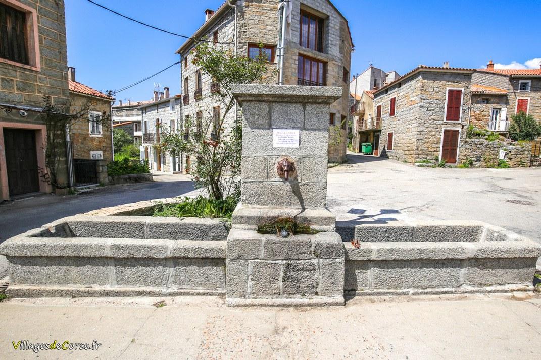 Fontaine - Moca Croce