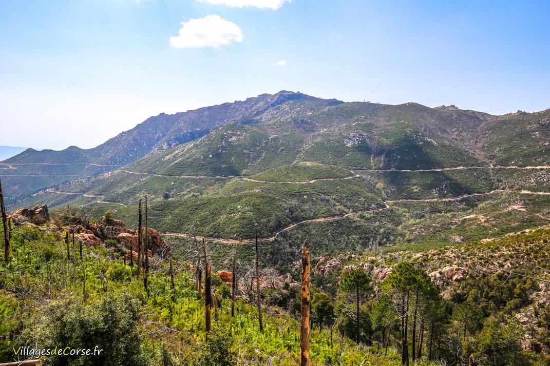 Montagne - Moca Croce