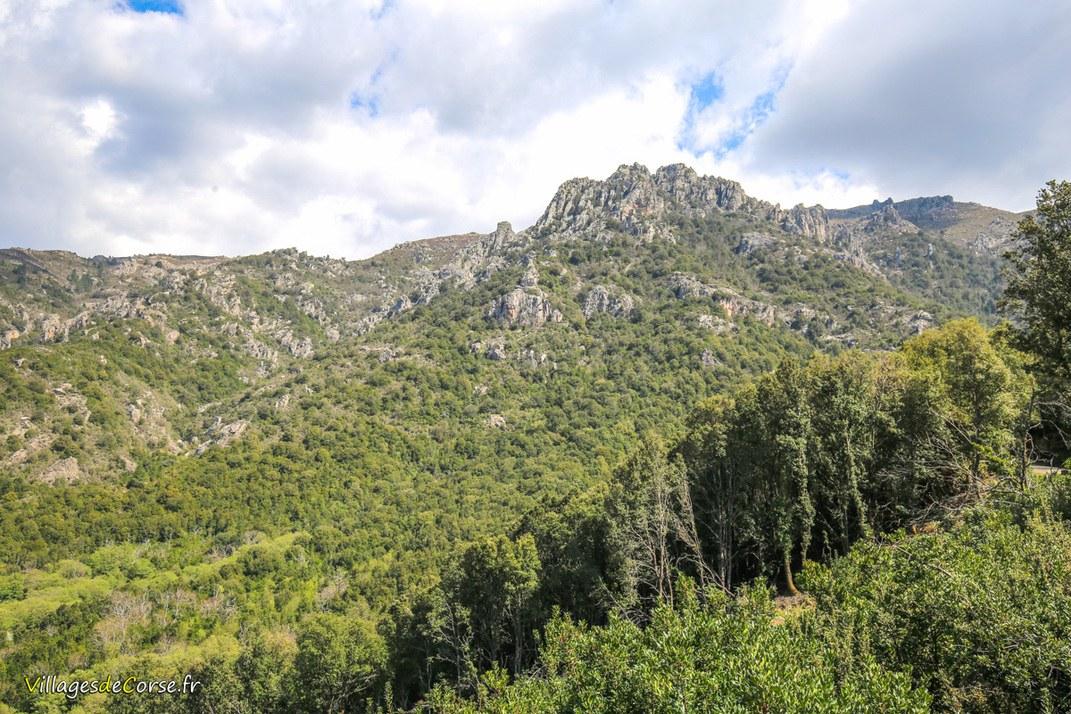 Mont - Poggio Grosso - Moca Croce