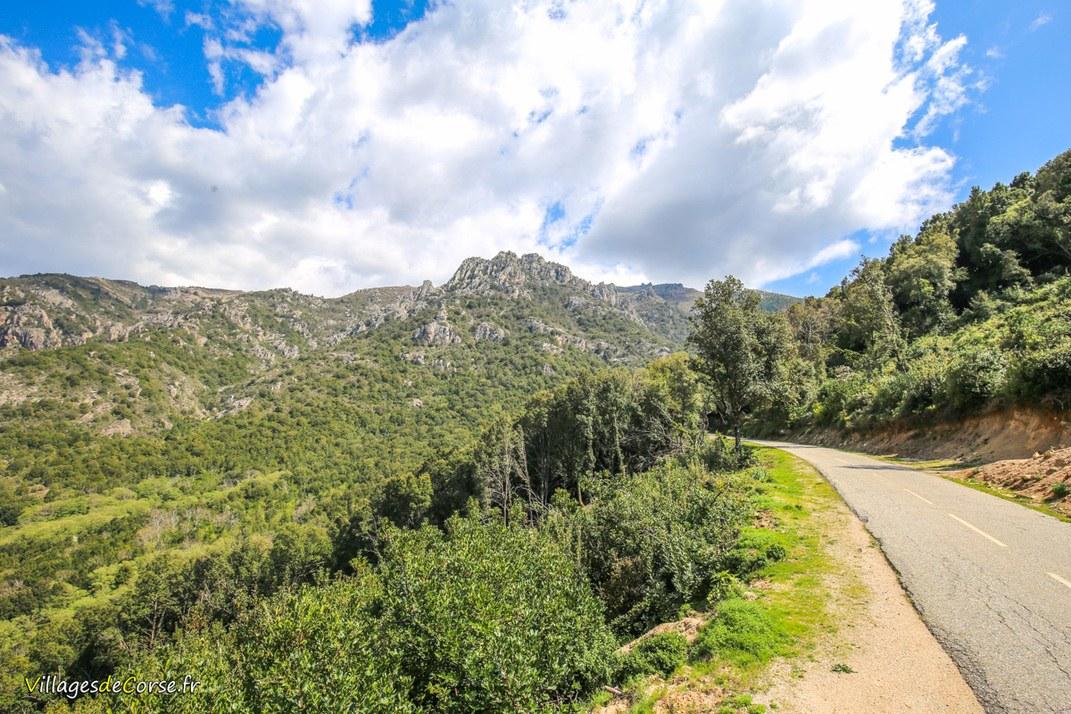 Route - Moca Croce